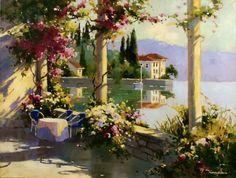 marilyn simandle art paintings