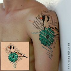 pamponet – Graphic Designer and Illustrator – Original and unique illustrations for Tattoos | Ilustrações originais e exclusivas para tatuagens