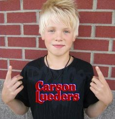Carson Lueders <3