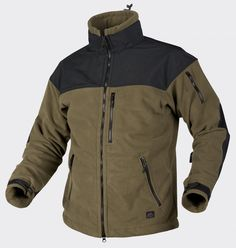 Helikon-Tex Windblocker Helikon-Tex | Official website Tactical Wear, Tactical Clothing, Classic Army, Army Clothes, Cold Weather Gear, Military Gear, Military Clothing, Outdoor Men, Field Jacket