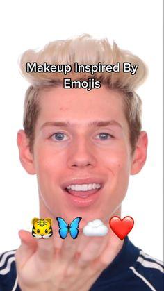 Cool Makeup Looks, Crazy Makeup, Pretty Makeup, Amazing Makeup, Makeup Trends, Makeup Inspo, Makeup Inspiration, Makeup Tips, Feel Good Videos