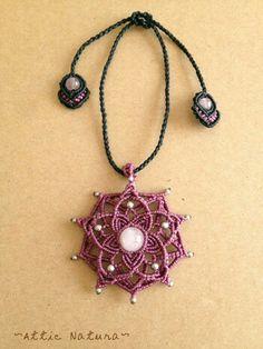 Macrame Colar, Macrame Earrings, Macrame Art, Macrame Jewelry, Macrame Bracelets, Micro Macramé, Macrame Design, Mandala, Custom Jewelry Design