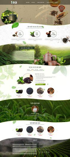 Website Trà Đạo