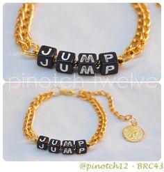 jump bracelet! unique-limited-unpredectable more info follow @pinotch12 ♥