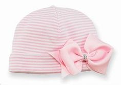 Pink Jumbow Jeweled Hat | Baby | Mud Pie