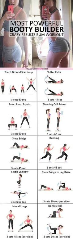 #womensworkout #workout #femalefitness Repin and share if this workout gave you crazy booty gains! Click the pin for the full workout.