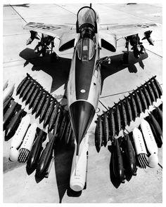 K Battle Korat Republic F-105 ...