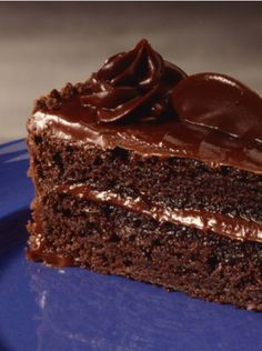 Your search for the ultimate chocolate cake recipe ends here. Dessert Recipes # yours The post Your search for the ultimate chocolate cake recipe ends here. dessert appeared first on Orchid Dessert. Top Rated Chocolate Cake Recipe, Ultimate Chocolate Cake, Tasty Chocolate Cake, Best Chocolate, Homemade Chocolate, Chocolate Recipes, Chocolate Frosting, Sour Cream Chocolate Cake, Old Fashioned Chocolate Cake