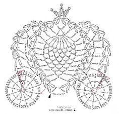 Crochetpedia: 2D Crochet Transportation and Building Appliques