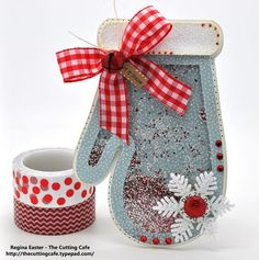 The Cutting Cafe': CHRISTMAS SHAPE SHAKER CARDS - TEMPLATES AND ...