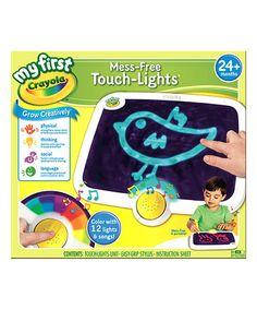 Look at this #zulilyfind! My First Touch-Lights by Crayola #zulilyfinds