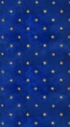 The starry sky of Giotto in the ceiling of the Scrovegni Chapel, Padua, 1305. #inlarariastudio #inspo