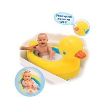 $14.99 Inflatable Yellow Duck Tub