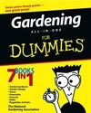 Gardening All-in-One For Dummies:Book Information - For Dummies