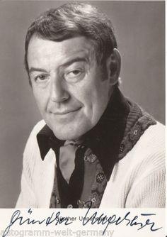 Günther Ungeheuer (* 15. Dezember 1925 in Köln; † 13. Oktober 1989 in Bonn) war ein deutscher Bühnen-, Film- und Fernsehschauspieler