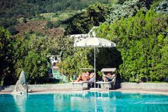 Thermal pool @ Hotel Internazionale Ischia - info@hotelinternazionaleischia.com, Via Acquedotto 33, 80070 Barano d'Ischia NA,  Tel: +39081901315 Outdoor Swimming Pool, Swimming Pools, Thermal Pool, Hotel, Island, Outdoor Decor, Outdoor Pool, Block Island, Pools