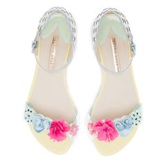 Lilico Sequin Flat | Sophia Webster