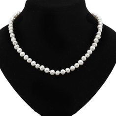 YYW Natural Real Pearl Necklace for women/girl Hot Sales Natural (thread) White Black Pink Freshwater Pearl Necklaces Cheap Choker Necklace, Real Pearl Necklace, Cultured Pearl Necklace, Freshwater Pearl Necklaces, Necklace Types, Pearl Pendant, Cultured Pearls, Fine Jewelry, Women Jewelry