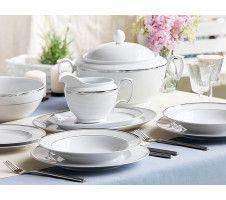 Przekąski z ciasta francuskiego na 5 sposobów (przepisy) - Pieknowdomu.pl Kitchen Tools, Kitchen Accessories, Sugar Bowl, Bowl Set, Tableware, Recipes, Impreza, Food, Porcelain Ceramics