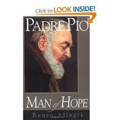love Padre Pio books