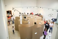 Ta.Ta. Unconventional Design For Kids: CARDBOARD CITY BY VICKY KNYSH