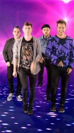 Let Walk The Moon Teach You Their 'Dork Rock' Moves With These 6 Incredible Dance GIFs - MTV