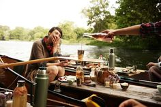 Forget #Breakfast in #Bed, how about #Breakfast on the #Water.