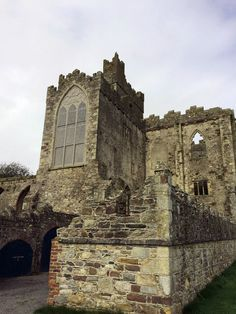 Tintern Abbey, Wexford County, Ireland