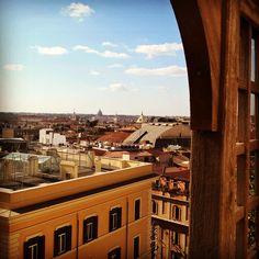 Tetti di Roma #Rome #Sky #Roofs