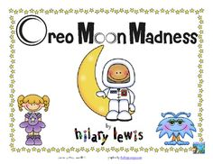 Do you teach the phases of the moon? Why not make it fun and yummy too! Use these templates to lead your little space explorers in a fun day of Ore...
