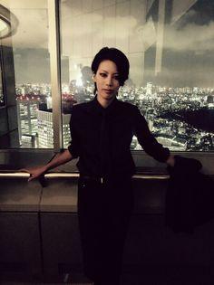 Jyou - Exist Trace Visual Kei, High Neck Dress, Sun, Rock, Dresses, Fashion, Turtleneck Dress, Vestidos, Moda