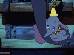 dumbo, disney, and elephant image Disney Marvel, Disney Pixar, Film Disney, Disney And Dreamworks, Disney Animation, Disney Characters, Dumbo Disney, Disney Songs, Disney Love