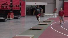 Long Jump Drills and Tips - Digital Track & Field Basketball Drills, Soccer Workouts, Jump Workout, Track Workout, Exercise, Long Jump, High Jump, Jr High, Ejercicio