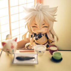 Nendoroid Kogitsunemaru - Поиск в Google