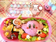 Enjoy a Berry Best Bento Box, Cute Bento Boxes, Easy Meals For Kids, Kids Meals, Cute Food, Yummy Food, Food Gallery, Cute Desserts, Pokemon