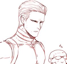 Wesker (and Jake)