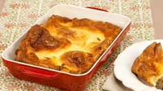Yorkshire Pudding. Saw on Best Recipes Ever.  She did it in a 13 x 9 pan & not in muffin tins.  EASIER.