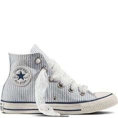 huge selection of c8736 8cd27 Chuck Taylor All Star Big Eyelet Seersucker - Converse EU  IE   DK   FI
