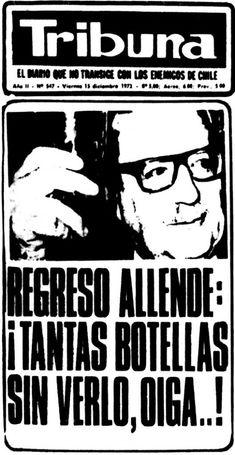 las-mil-botellas-prensa_curaos8 Tomas Moro, Journal, Empanadas, Warfare, Movies, Movie Posters, Pictures, Latin America, Augusto Pinochet