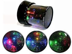 New Romantic Sky Star Master Night Light LED Projector Mood Lamp Amazing Gift