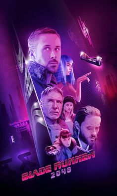 "The Poster Posse Steps Into The Future With Phase 1 Of Our Tribute To ""Blade Runner 2049"" – Poster Posse"