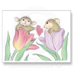 "House-Mouse Designs® - Postcards - This product was recently purchased off from our ""House-Mouse Designs® on Zazzle"" store front. Click on the image for more information."