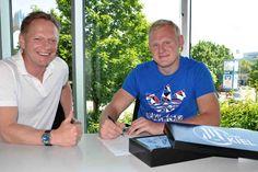 THW Kiel: Patrick Wiencek verlängert bis 2021
