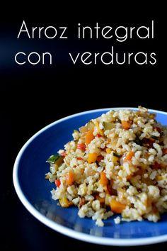 Cook Quinoa With Recipes Rice Recipes, Veggie Recipes, Mexican Food Recipes, Vegetarian Recipes, Cooking Recipes, Healthy Recipes, Ethnic Recipes, Couscous, Wok