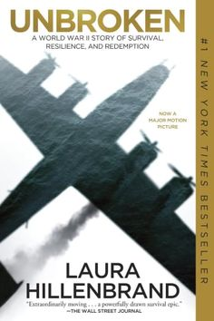 Looking for the best WW2 history books to read? Try this list of top inspirational nonfiction reads, including Unbroken by Laura Hillenbrand.