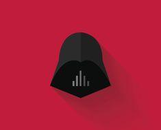 Пересмотр Звездных войн символы, как минималистских иконок »MONSTERBOX
