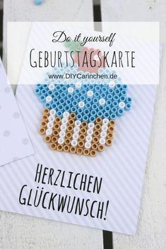 DIY Geburtstagkarten aus Hama Bügelperlen selber machen + kostenlose Vorlage - die perfekte Geschenkidee zum Geburtstag: DIY, Basteln, Selbermachen, Hama Bügelperlen, Geschenk, Geschenke, Happy Birthday, Anleitung, Tutorial #Geschenk #Bügelperlen #Hama #Hamabügelperlen #Geschenkidee #Geburtstagsgeschenk #Bastelidee #DIY #Basteln #Selbermachen #doityourself