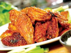 Buffalo Chicken Wings Recipe | Foodland