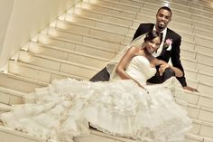 LOVE this wedding!!! Real {Texas} Wedding - Tinnell & Marcus