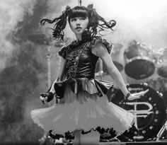 BABYMETAL - YUI - w/ DRAGONFORCE - Download 2015.